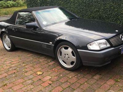 brugt Mercedes SL500 5,0 SL