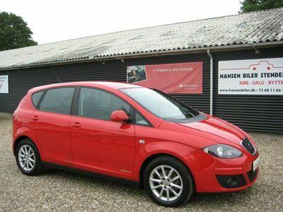 brugt Seat Altea 1,6 TDi Style eco Van