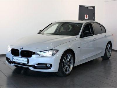 brugt BMW 320 i 1,6 ED
