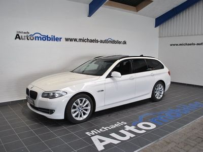 brugt BMW 530 d Touring xDrive aut.