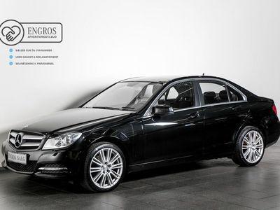 brugt Mercedes C200 2,2 CDi aut. BE