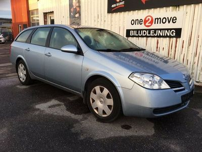 second-hand Nissan Primera 1,6 Acenta stc.