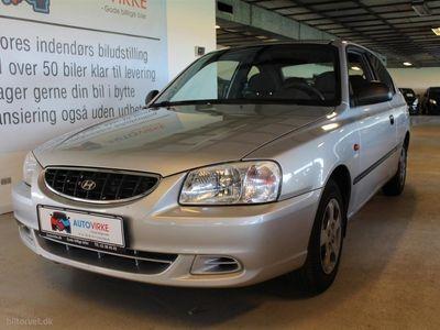 brugt Hyundai Accent 1,3 LS 84HK 3d
