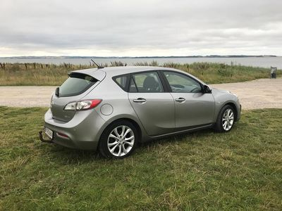 brugt Mazda 3 2,2 2,2 DE 185 Sport