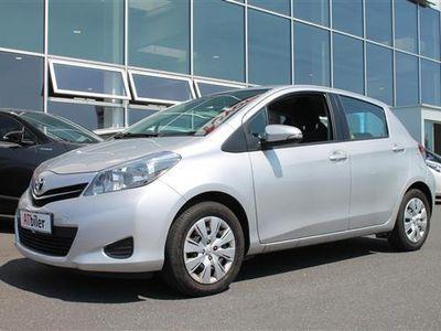 brugt Toyota Yaris 1,3 VVT-I T2 Touch 100HK 5d
