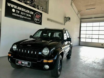 brugt Jeep Cherokee 3,7 Limited aut. Van
