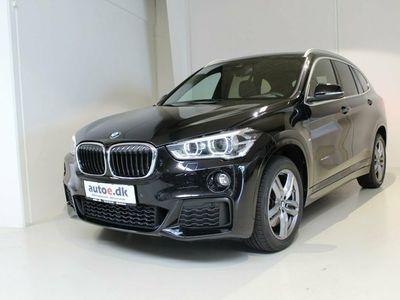 brugt BMW X1 2,0 xDrive25d M-Sport aut.