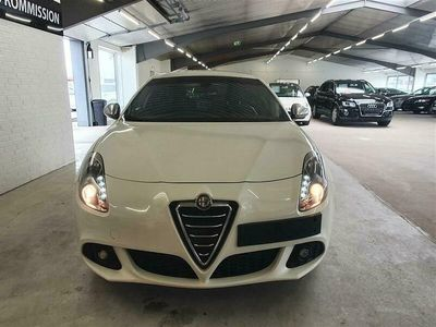 brugt Alfa Romeo Giulietta 1,7 QV 235HK 5d 6g