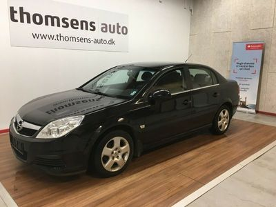 brugt Opel Vectra 1,8 Limited