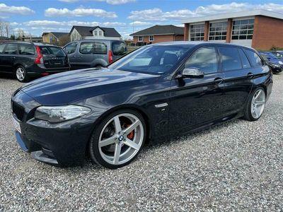brugt BMW 520 d Touring 2,0 D Steptronic 190HK Stc 8g Aut.