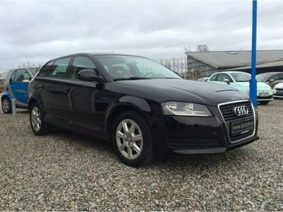 used Audi A3 Sportback 2,0 TDi 140 Attraction