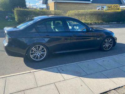 brugt BMW 320 Velkørende D med automatgear.