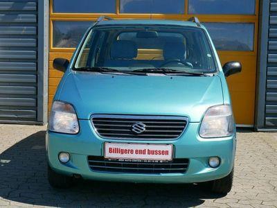 brugt Suzuki Wagon R+ 1,3 GLS
