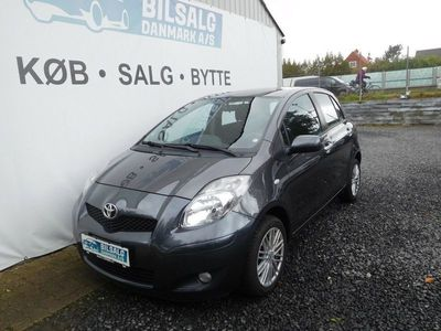 brugt Toyota Yaris 1,3 T2 M/M