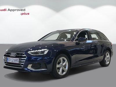 brugt Audi A4 40 TDi Advanced+ Avant S-tr.