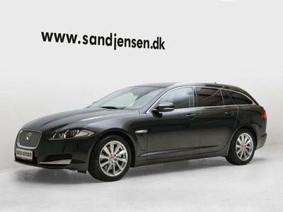 usado Jaguar XF 3,0 D V6 Luxury SB aut.
