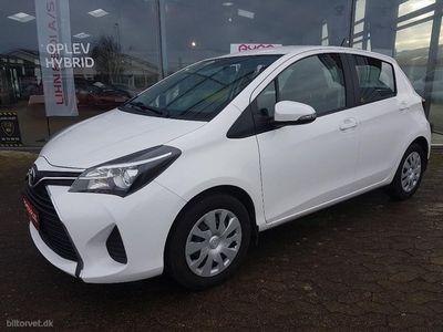 käytetty Toyota Yaris 1,0 VVT-I T2 69HK 5d