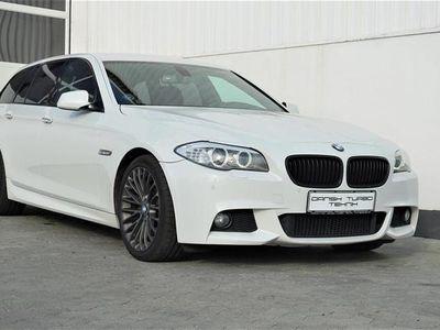 brugt BMW 530 d Touring 3,0 D M-Sport 245HK Stc