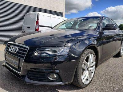 brugt Audi A4 2,0 TFSi 180