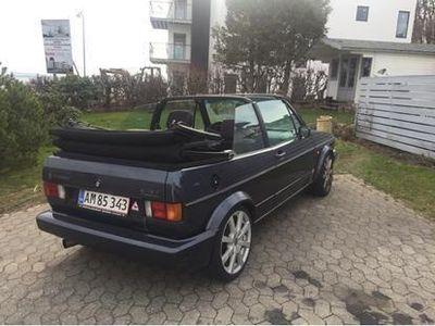 brugt VW Golf Cabriolet