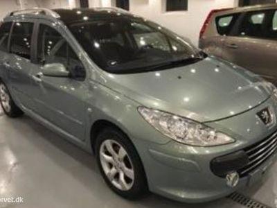 brugt Peugeot 307 SW 2,0 Griffe 140HK