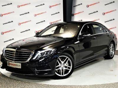 brugt Mercedes S500 e 3,0 Eksklusiv aut. lang