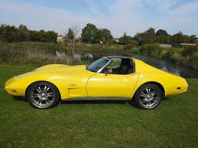 brugt Chevrolet Corvette Stingray CorvetteV8 5,7