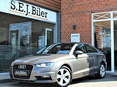 usado Audi A3 2,0 TDi Ambition S-tr. 150HK aut 4d