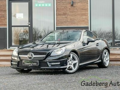 brugt Mercedes SLK250 1,8 aut. BE