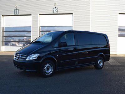 brugt Mercedes Vito 116 Lang 2,1 CDI 163HK Van 6g F