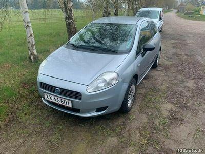 brugt Fiat Grande Punto 1.2i Active 3d.