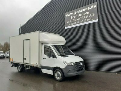 brugt Mercedes Sprinter 316 ALUKASSE/LIFT 2,1 CDI A3 RWD 7G-Tronic 163HK Ladv./Chas. 2020