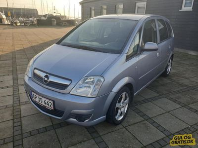 brugt Opel Meriva