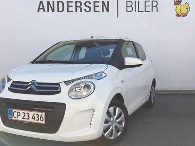 brugt Citroën C1 1,0 VTi VTR 72HK 5d