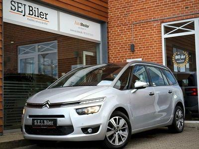 brugt Citroën Grand C4 Picasso 2,0 BlueHDi Intensive EAT6 150HK MPV aut 5d