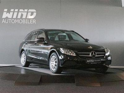 brugt Mercedes C220 d 2,1 D 7G-Tronic Plus 170HK Stc Aut.