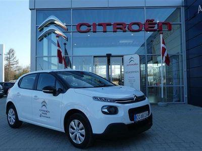brugt Citroën C3 1,2 PureTech Street start/stop 82HK 5d