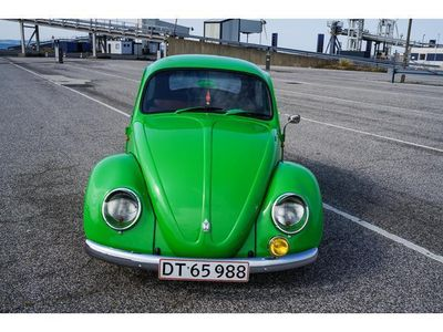 brugt VW Beetle årg. 1965 m. 1679cc // LÆS TEKST!