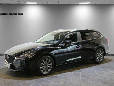 brugt Mazda 6 2,0 Sky-G 145 Vision stc.