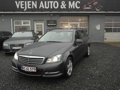 brugt Mercedes C220 2,2 CDi Avantgarde stc.
