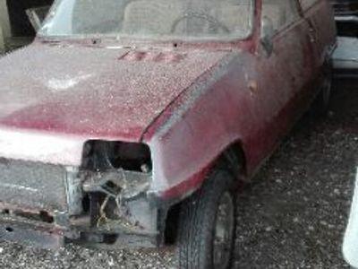 brugt Renault R5 TL - 5 gears