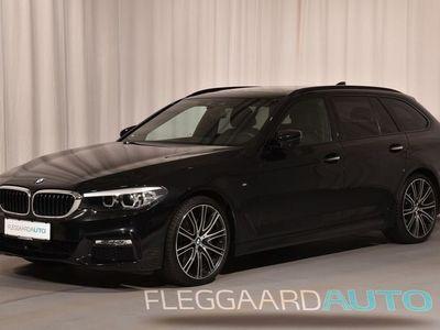 brugt BMW 530 d Touring 3,0 D M-Sport Steptronic 265HK Stc