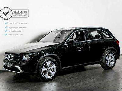 gebraucht Mercedes GLC300 2,0 aut. 4-M