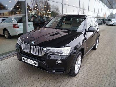 brugt BMW X3 3,0 xDrive35d aut. Van, 5d