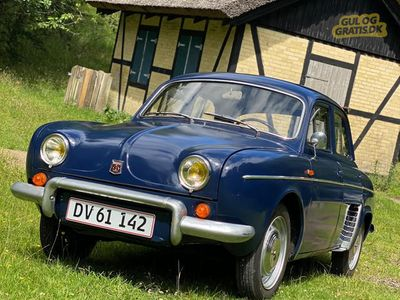 brugt Renault Dauphine Fin1964 sælges!