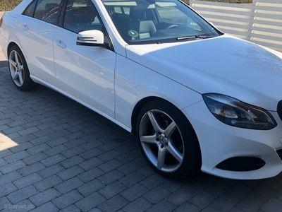 usata Mercedes E200 1 CDI 7G-Tronic Plus 136HK 7g Aut.