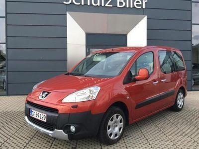 brugt Peugeot Partner 1,6
