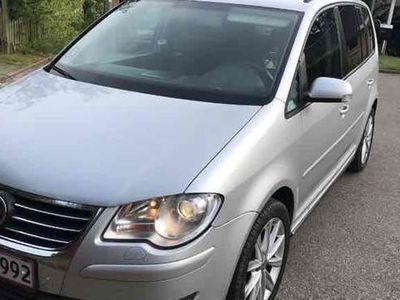 brugt VW Touran 2,0
