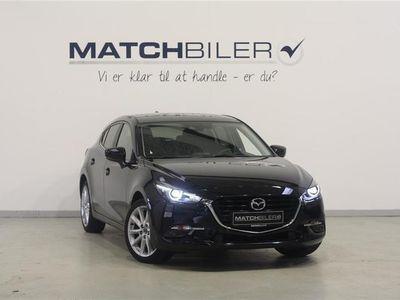 brugt Mazda 3 2,0 Skyactiv-G Optimum 120HK 5d 6g