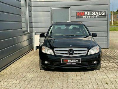 brugt Mercedes C200 2,2 CDi Elegance aut.
